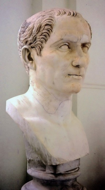 Cabeza de Julio César