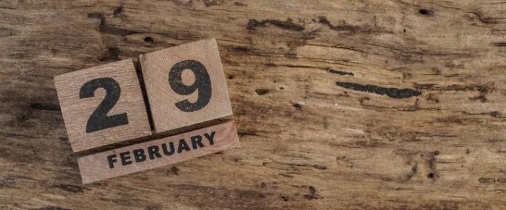 29 de Febrero, año bisiesto