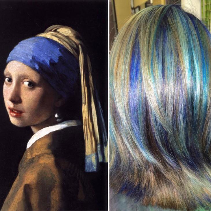 La joven de la perla, de Ursula Goff