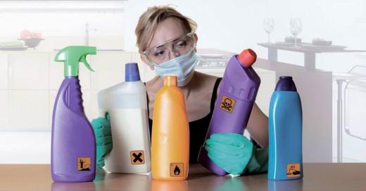 Limpia tu casa sin usar detergentes químicos