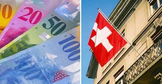 Suiza se hizo la propuesta de pagarles a todos sus habitantes 2,518 dólares al mes, sin importar que las personas trabajen o no