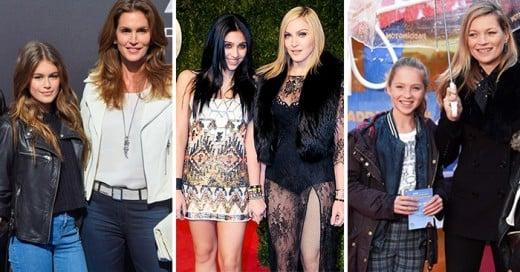 15 celebridades que sus hijos son idénticos a ellos