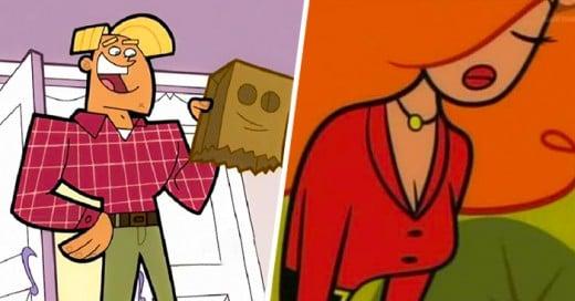 10 famosos personajes de caricaturas que nunca revelaron sus rostros