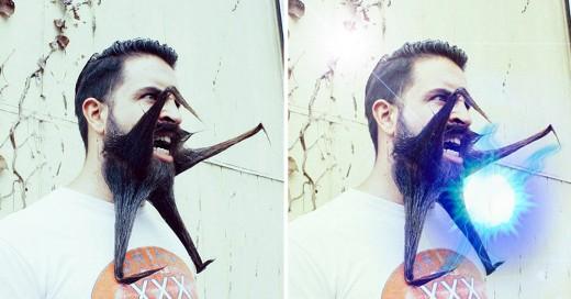 Rey de las Barbas