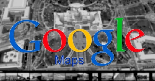Las censuras de google maps