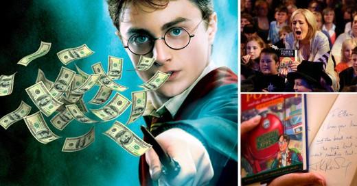 Libros de Harry Potter pueden valer una fortuna