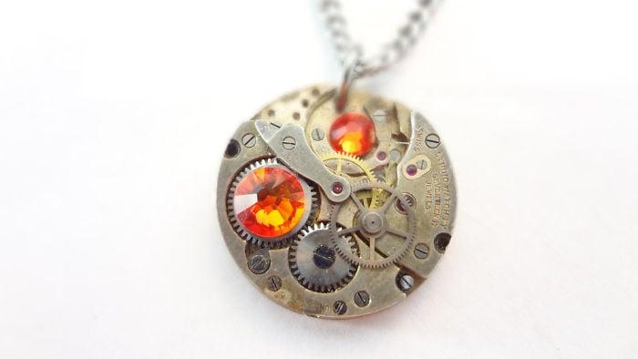 La Naranja Mécanica reloj
