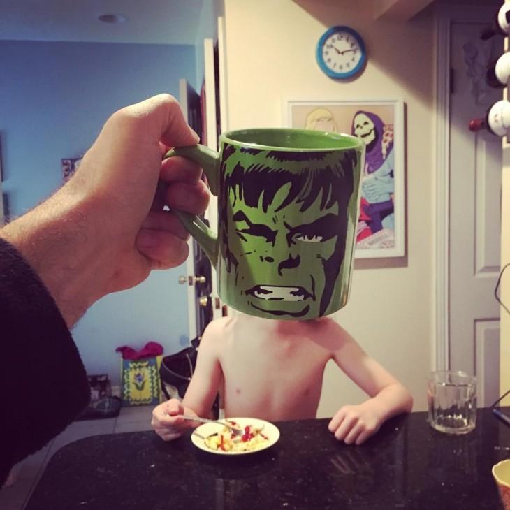 CUP HULK