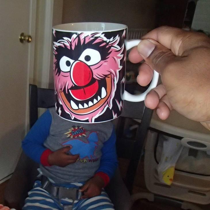 CUP MOUNTRUO