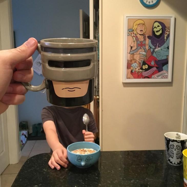 Robocop CUP