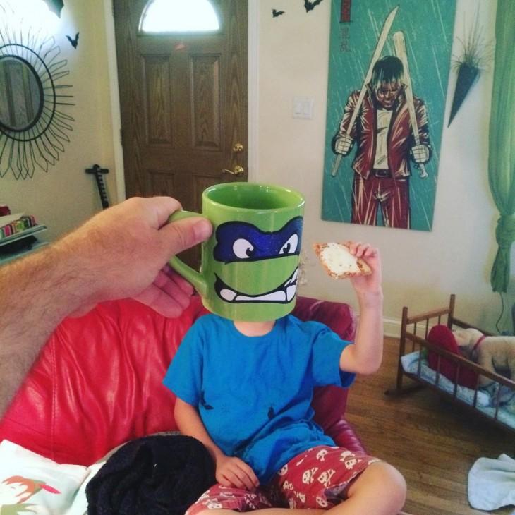 Tartaruga ninja Other Cup