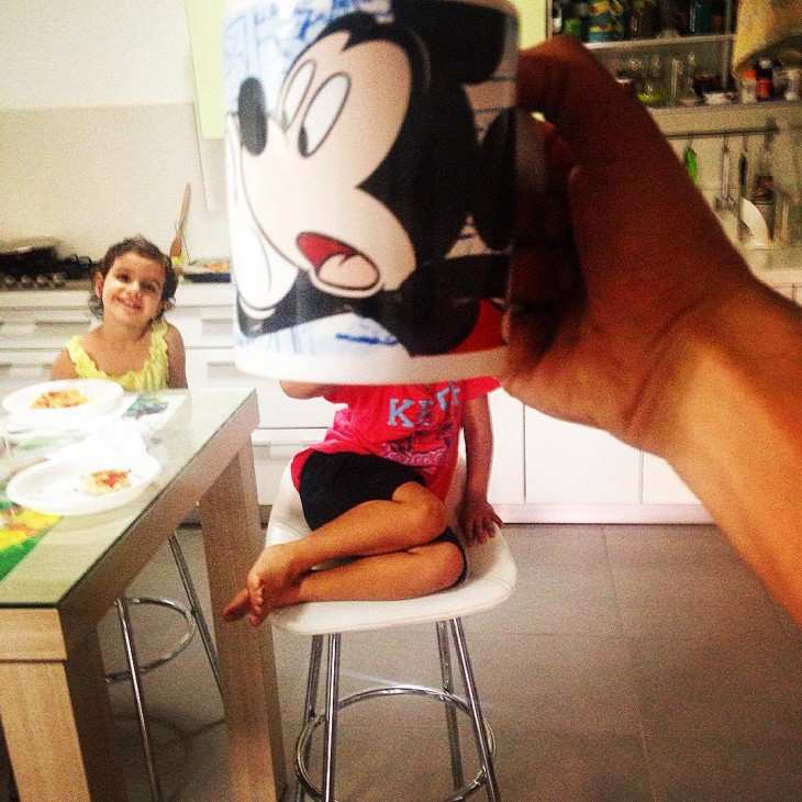 COPO DO MICKEY MOUSE