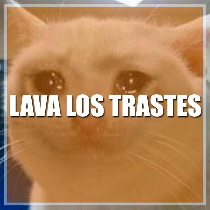 LAVA LOS TRASTES