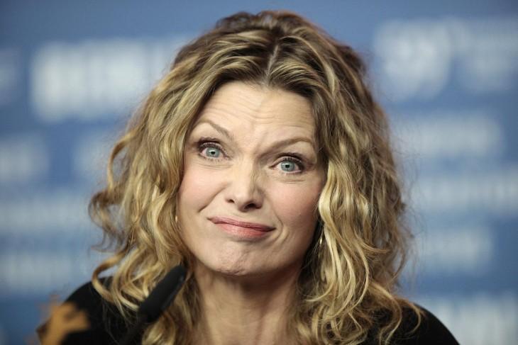 Michelle Pfeiffer famosa actriz