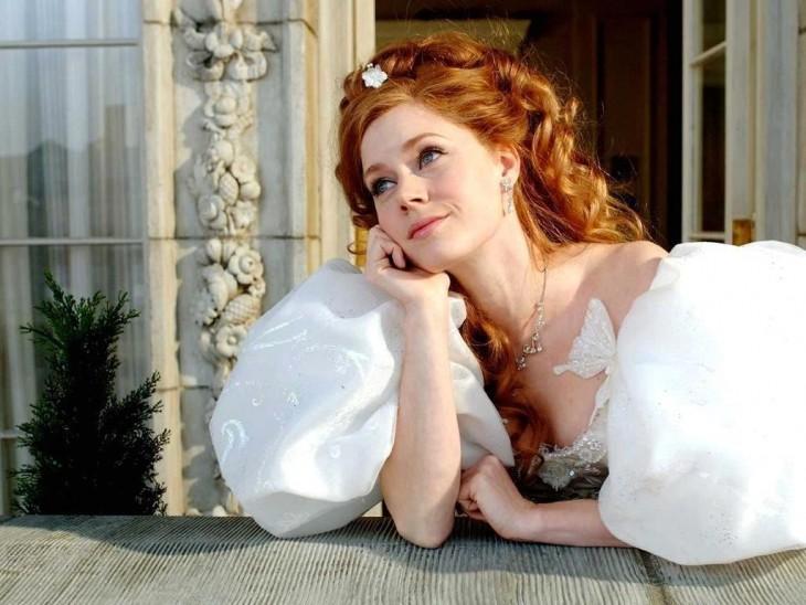 Amy Adams en su personaje de Encantada