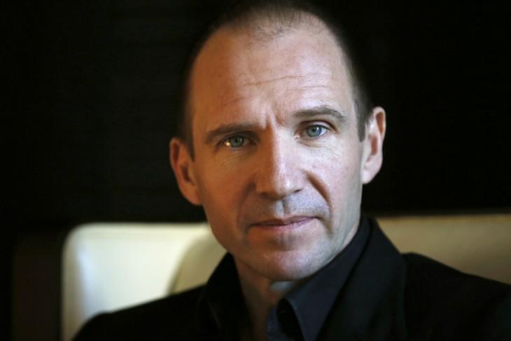 Ralph Fiennes villano Lord Voldemort