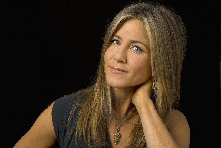 famosa actriz Jennifer Aniston