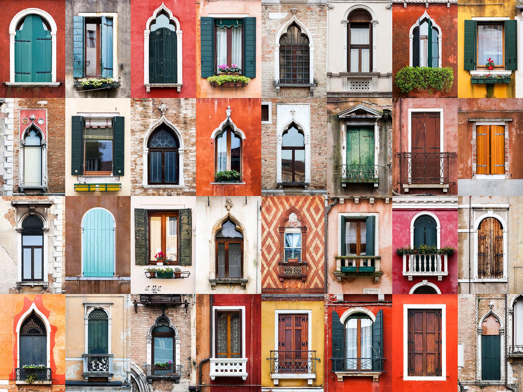 11 fotos de puertas y ventanas del mundo por andr vicente - La finestra del mondo poesia ...