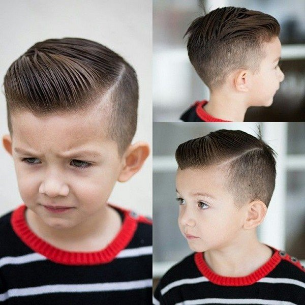 Latest Hairstyles For Kids: 25 Cortes De Cabello Para Niños Que Están En Tendencia 2015