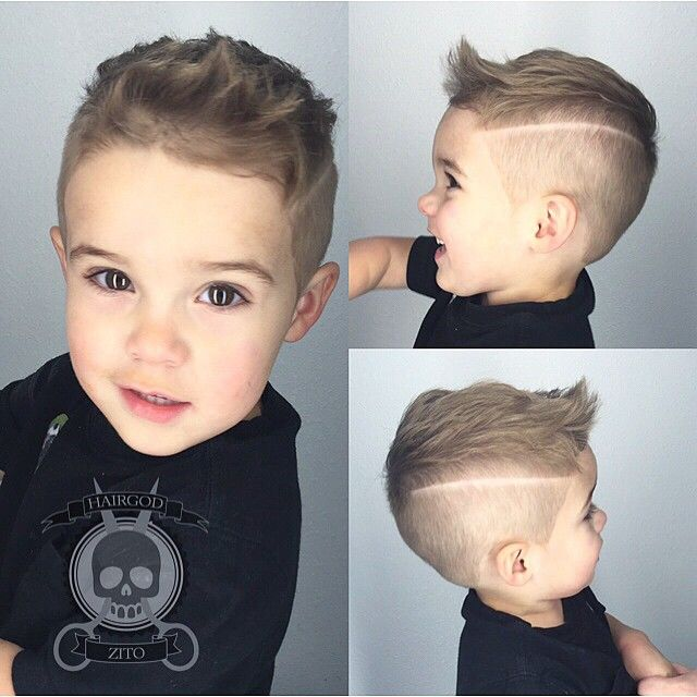 25 Cortes de cabello para niños que están en tendencia 2015