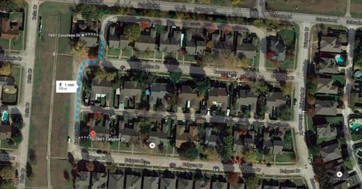 Destruyen casa de mujer por error de google maps