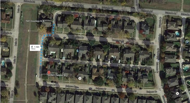 Empresa demolió una casa en Texas por error de Google Maps