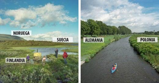 Borders Between European