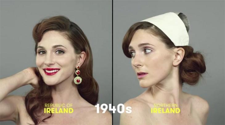mujeres irlandesas de 1940