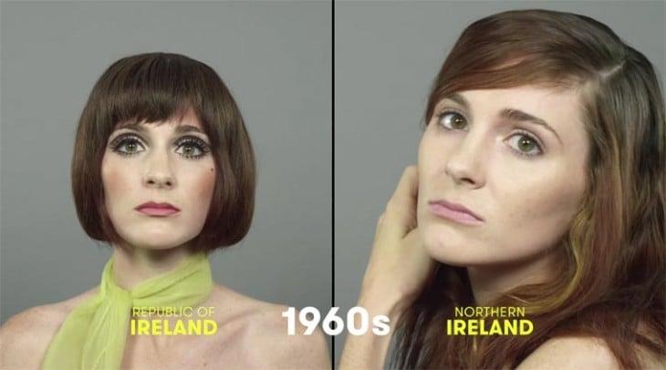 mujeres irlandesas 1960