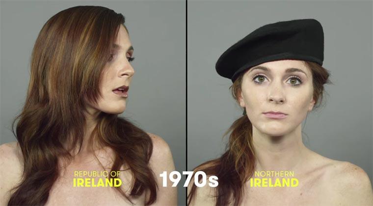 Detr 225 S De C 225 Maras 100 A 241 Os De Belleza Irlandesa