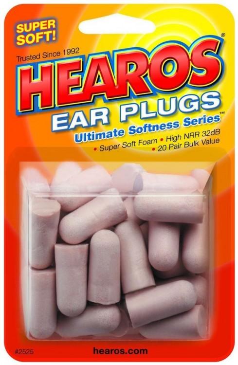 tapones para oído