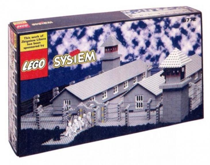 CAMPO DE CONCENTRACIÓN LEGO