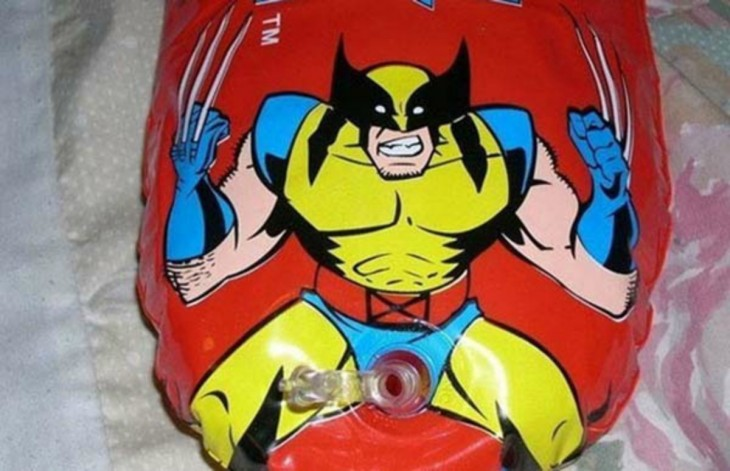 Inflable de Wolverine