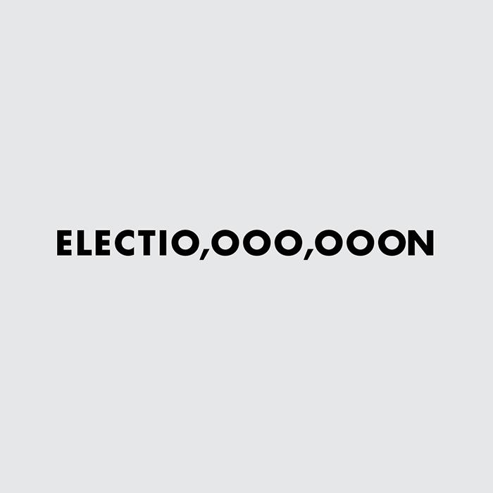 logotipo de la palabra electiooon