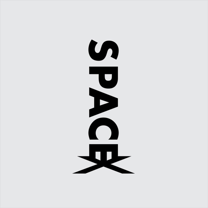 logotipo de la palabra space