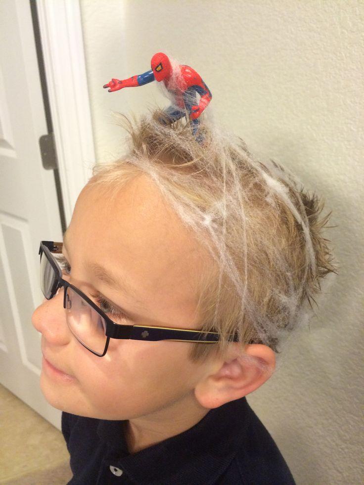 Peinados extravagantes para el 'día del peinado loco'