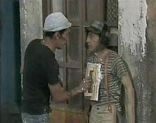 Don Ramón como albañil