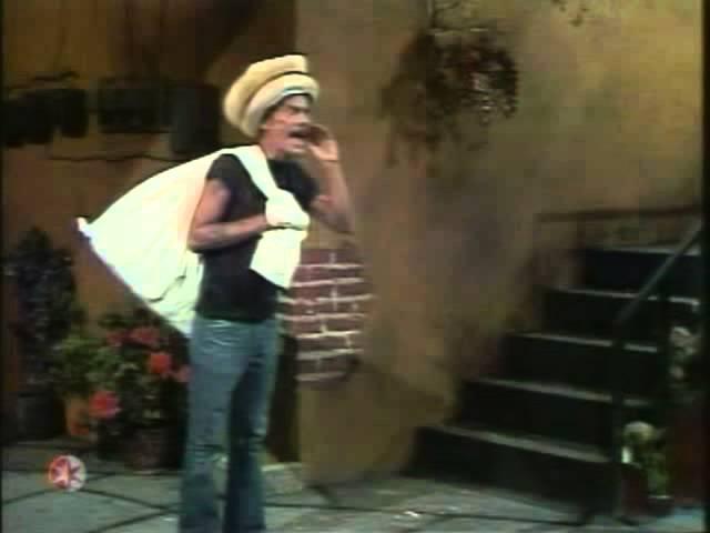 Don Ramón de Ropavejero en la vecindad
