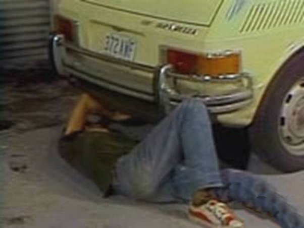 Don Ramón como mecánico