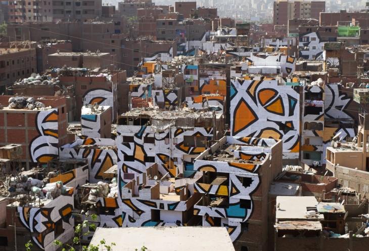 Mural de lejos