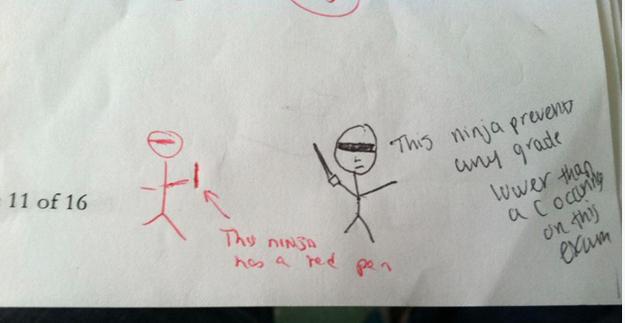 Duelo de ninjas