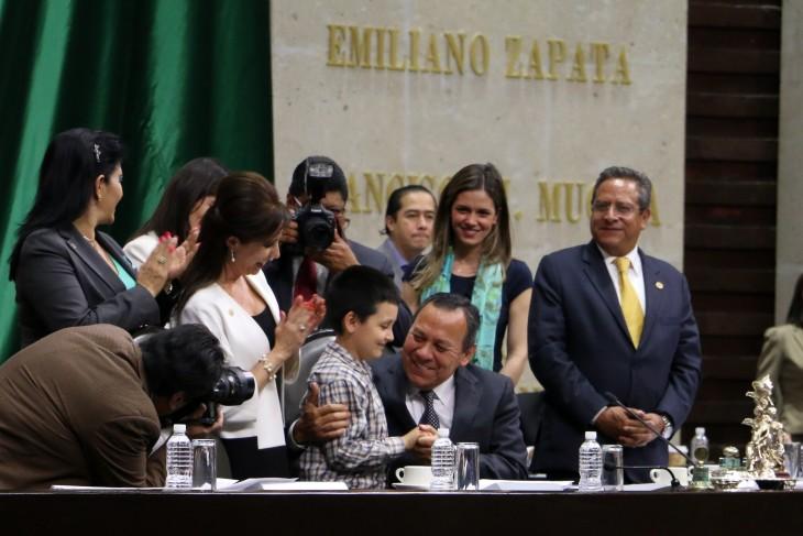 CARLOS ANTONIO SANTAMARÍA DÍAZ, NIÑO GENIO MEXICANO YO NO QUIERO SER COMO USTEDES