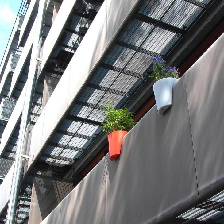 macetas para balcones