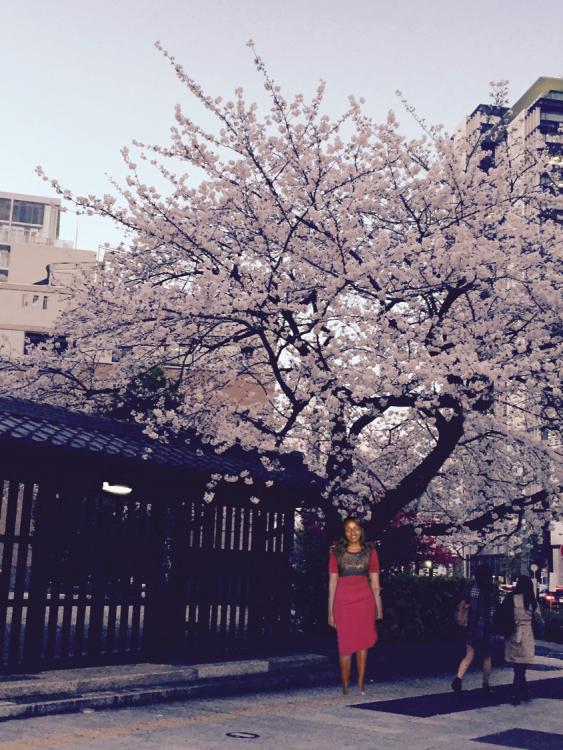 Seve Gat´s en una imagen de photoshop en un lugar en Japón