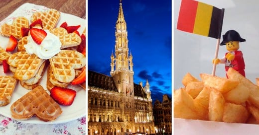 Cosas por las que amamos a Bélgica
