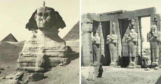 Egipto en 1870