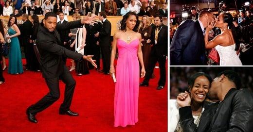 brillantes momentos en los cuales desearías un esposo como Will Smith