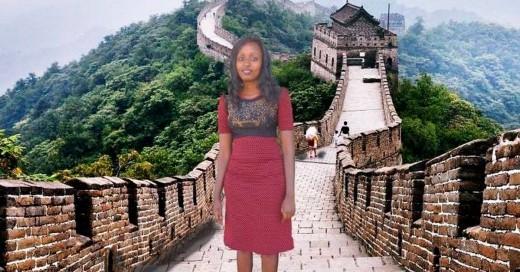 fotos mal editadas de 'viajes' fueron virales y ahora hará realidad su sueño de conocer China