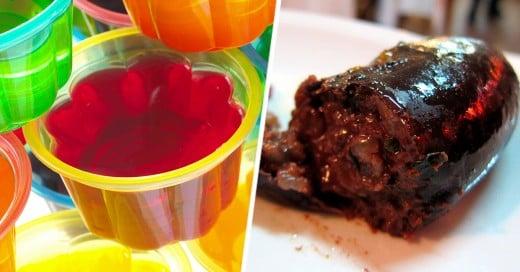 Alimentos que no volverás a comer después de saber lo que realmente son