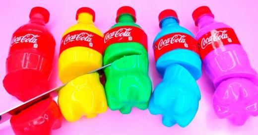 La nueva tendencia botellas de gelatina